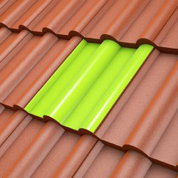 Color-Blende - grün